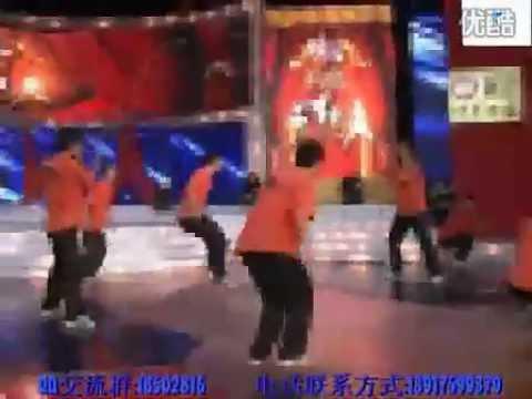Shanghai Yuedong Jump Rope Team@Zhejiang Satellite TV