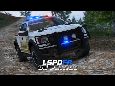 LSPDFR - Day 122 - New Wilderness Callouts!