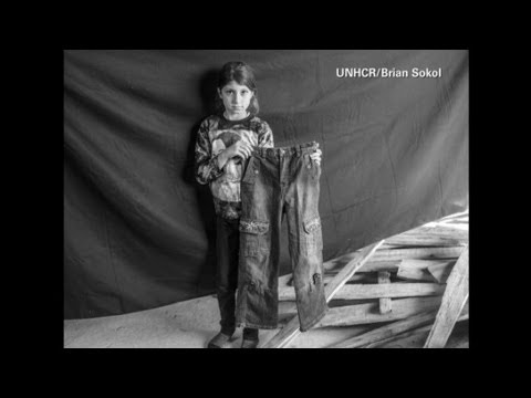 The Personal Stories of Syrian Refugees