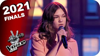 Avril Lavigne - I'm With You (Emily) | The Voice Kids 2021 | Finals