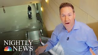 New Technology Aims To Catch Terrorists At Train Stations | NBC Nightly News