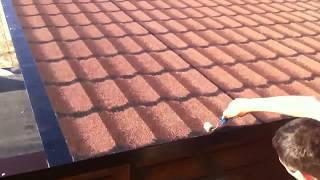 видео Гибкая черепица Icopal (Икопал)