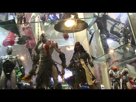 Fantasy Toys, Low Yat Plaza Walkabout, P4, Gundam Hunt
