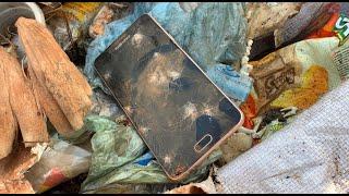 Restoration destroyed abandoned phone | Rebuild broken phone Samsung A7 | New Restore 2020