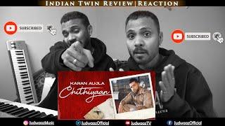KARAN AUJLA | Chithiyaan | Desi Crew | Rupan Bal | Judwaaz Review/Reaction
