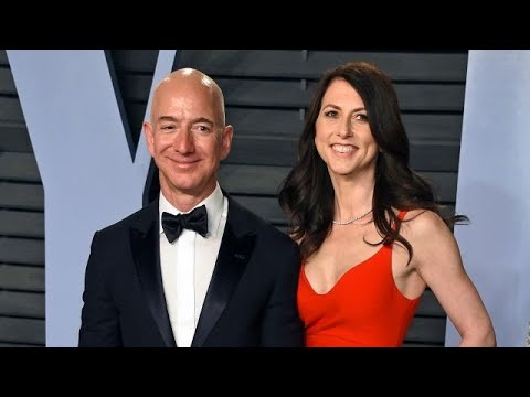 Amazons Jeff Bezos and wife to divorce