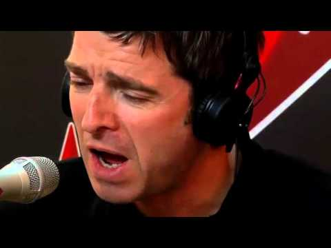 Noel Gallagher - If I Had A Gun (acoustic on Virgin Radio)