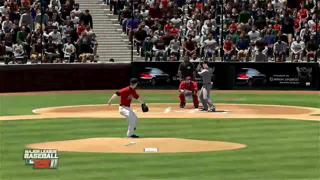 Mlb The Best Pc Baseball Game Youtube