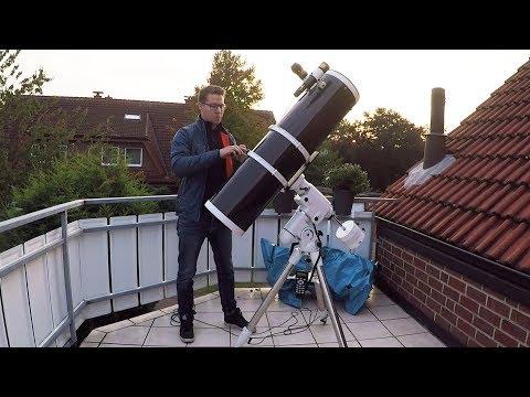 Observing Night (Moon