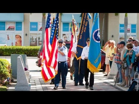 Veteran's Day events