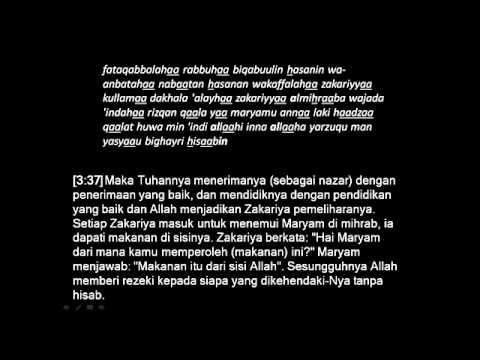 Al Quran Indonesia Juz 03