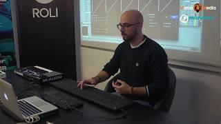 32. Tutoría Online - UNER & ROLI - MPE, El nuevo concepto de teclado MIDI