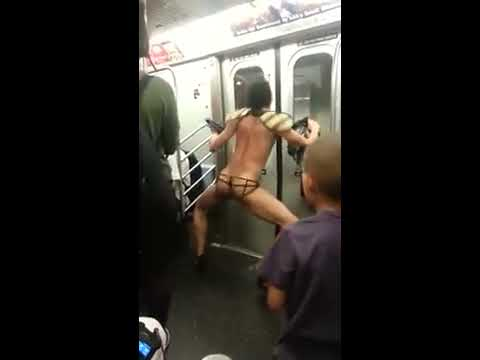 naked men erect in public