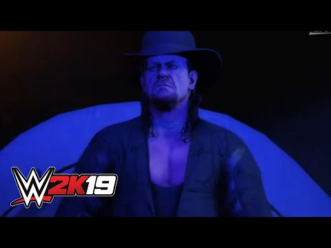 WWE 2K19 Undertaker entrance video