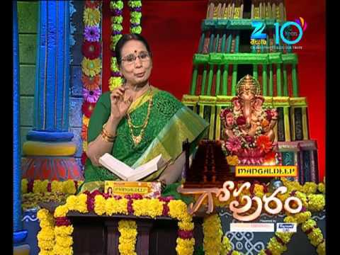 Gopuram - Episode 1530 - February 24, 2016 - Best Scene