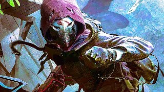 DEATHGARDEN Official Trailer (Shooter Game Dead by Daylight Creators) 2018