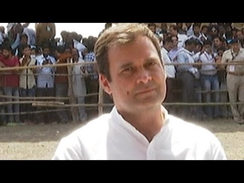 NDTV's Ravish Kumar Asks Rahul Gandhi On His Prime Ministerial Ambitions