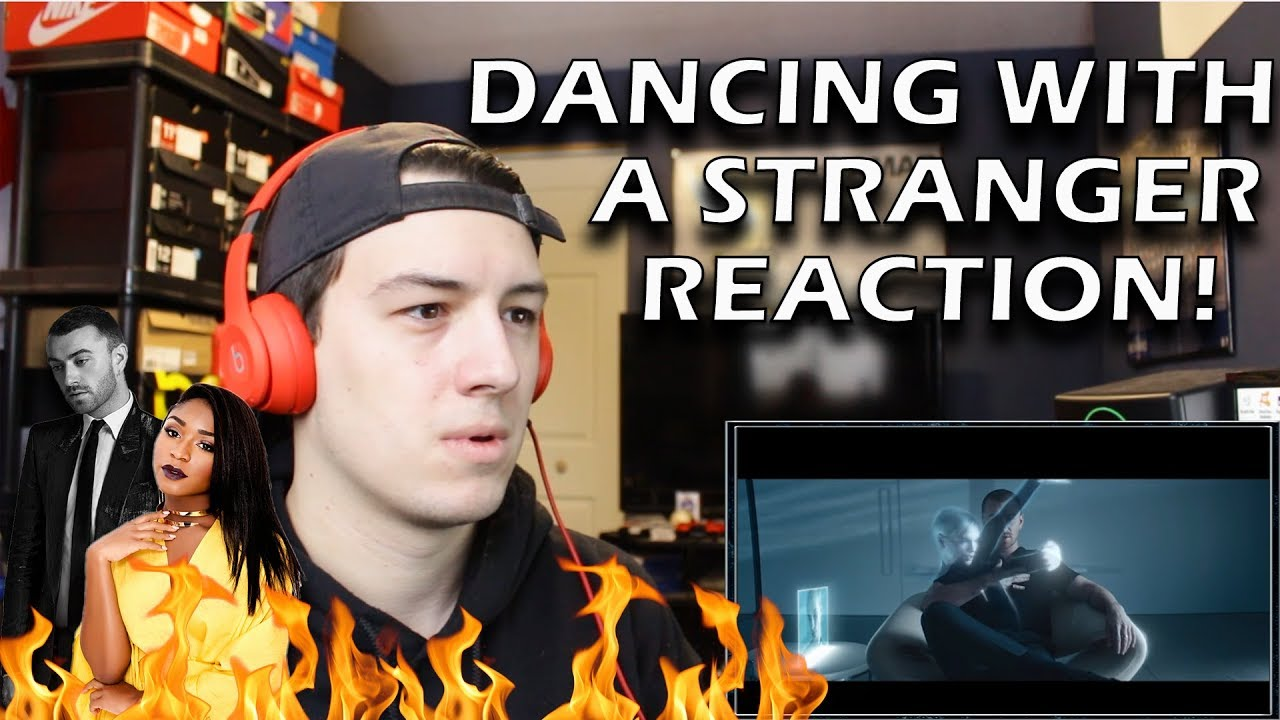 Sam Smith, Normani - Dancing With A Stranger Reaction! image