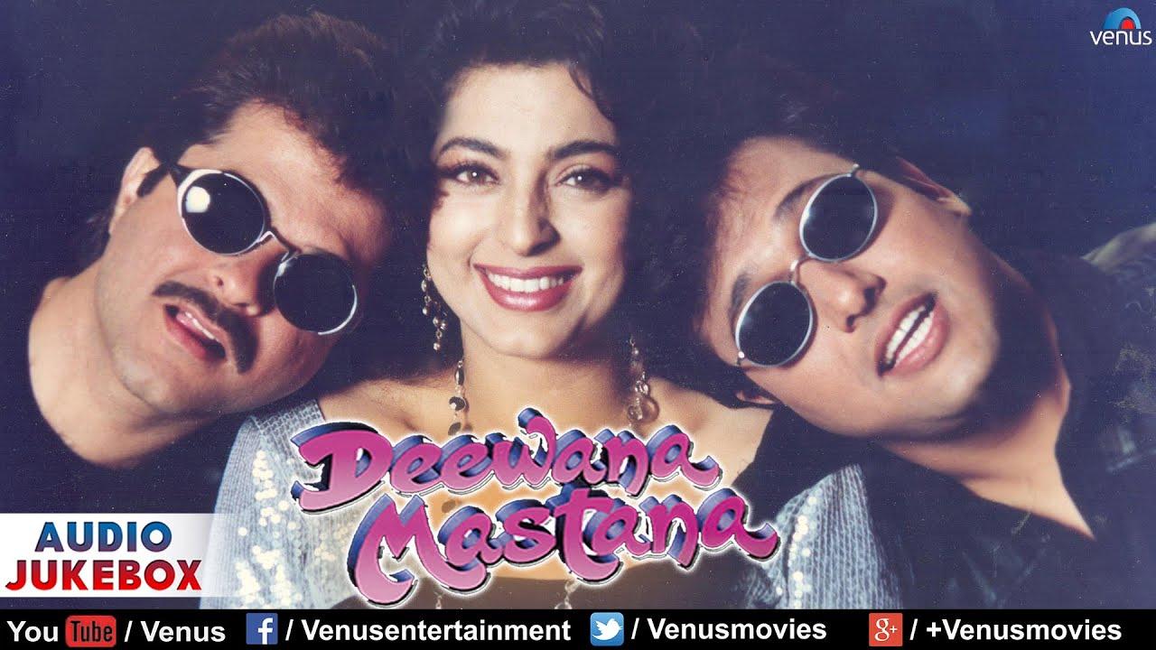 Download Deewana Mastana Audio Jukebox   Anil Kapoor, Govinda, Juhi Chawla  