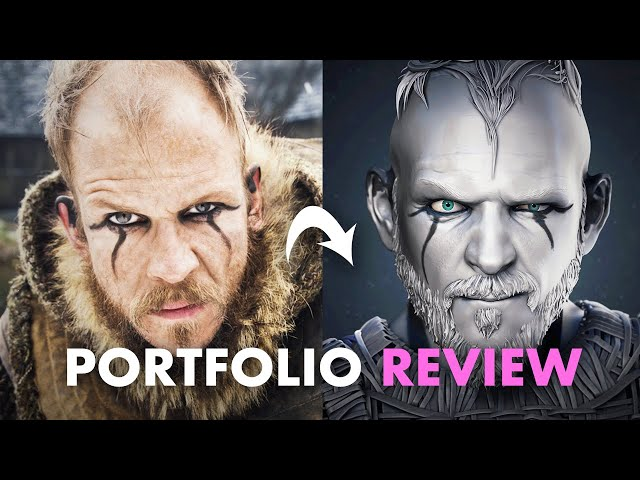 FlippedNormals Reviews Your Portfolio - Part 2