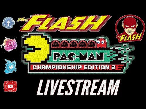 (TBT)Pacman Championship Edition 2 + Arcade Games|Classic Mode!|Goal-1000|#PacMan #PS4 #TeamFlash