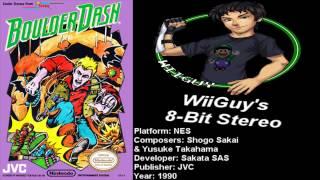 Boulder Dash (NES) Soundtrack - 8BitStereo