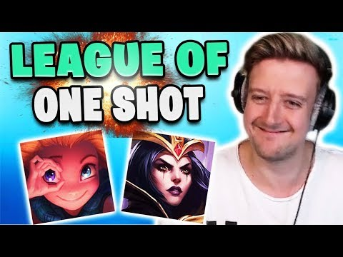 Jeder stirbt One-Hit | Perrick Twitch Highlights | League of Legends thumbnail