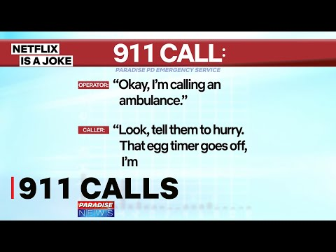 More of the Best of Paradise PD 911 Calls