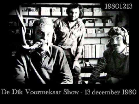 De Dik Voormekaar Show - 13 december 1980