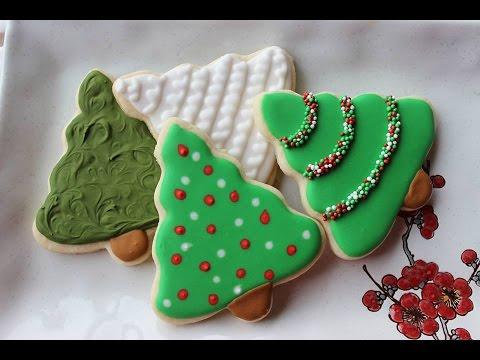 Decoracion de galletas galletas navidenas for Decoracion navidena