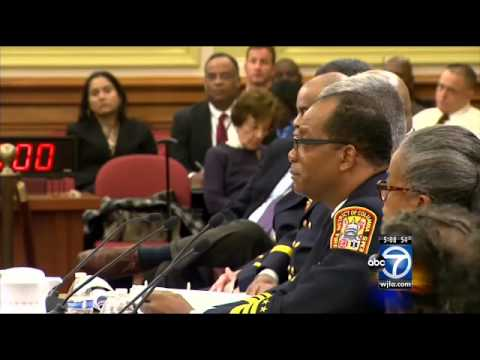 Chief Ellerbe grilled over poor state of equipment