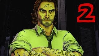 The Wolf Among Us - Episode 2 Smoke and Mirrors #2 - Let
