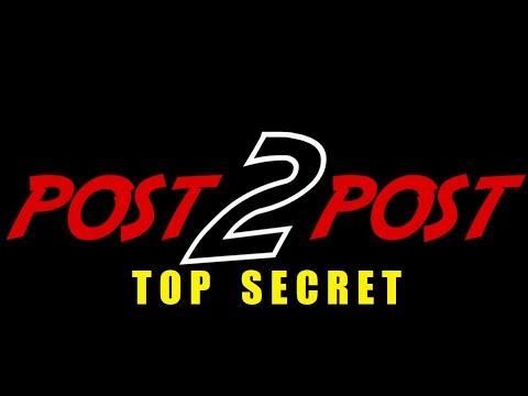 A *top secret* congratulations for Post2Post!