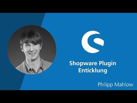 Shopware Plugin-Entwicklung – Webinar | Mittwald