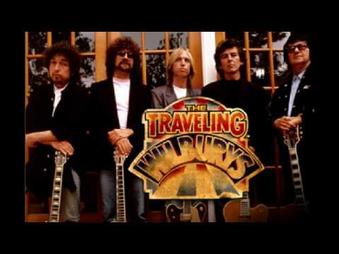 End Of The Line * The Traveling Wilburys * Karaoke Cover