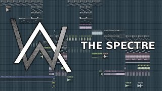 Alan Walker - The Spectre - Remake by Falubii