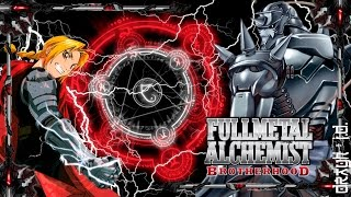 Unboxing - Fullmetal Alchemist Brotherhood Vol.1 LE - Anime DVD (German)