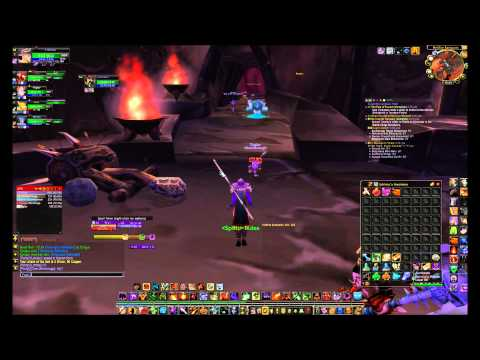 WoW - Cataclysm - Worgen - Human form - Combat - YouTube