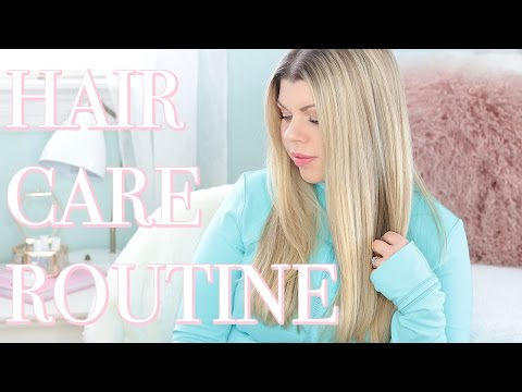 Eco/Organic/Cruelty Free Hair Care Routine | Jenna Catherine
