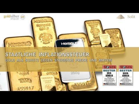 Staatliche Inflationssteuer – Gold als Schutz – Webinar mit M. Blaschzok (16.04.2019)