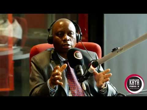 Executive Mayor of Johannesburg, Herman Mashaba on Today with John Perlman