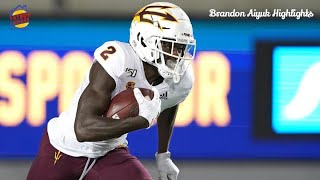 Brandon Aiyuk Highlights || Underrated NFL draft prospect