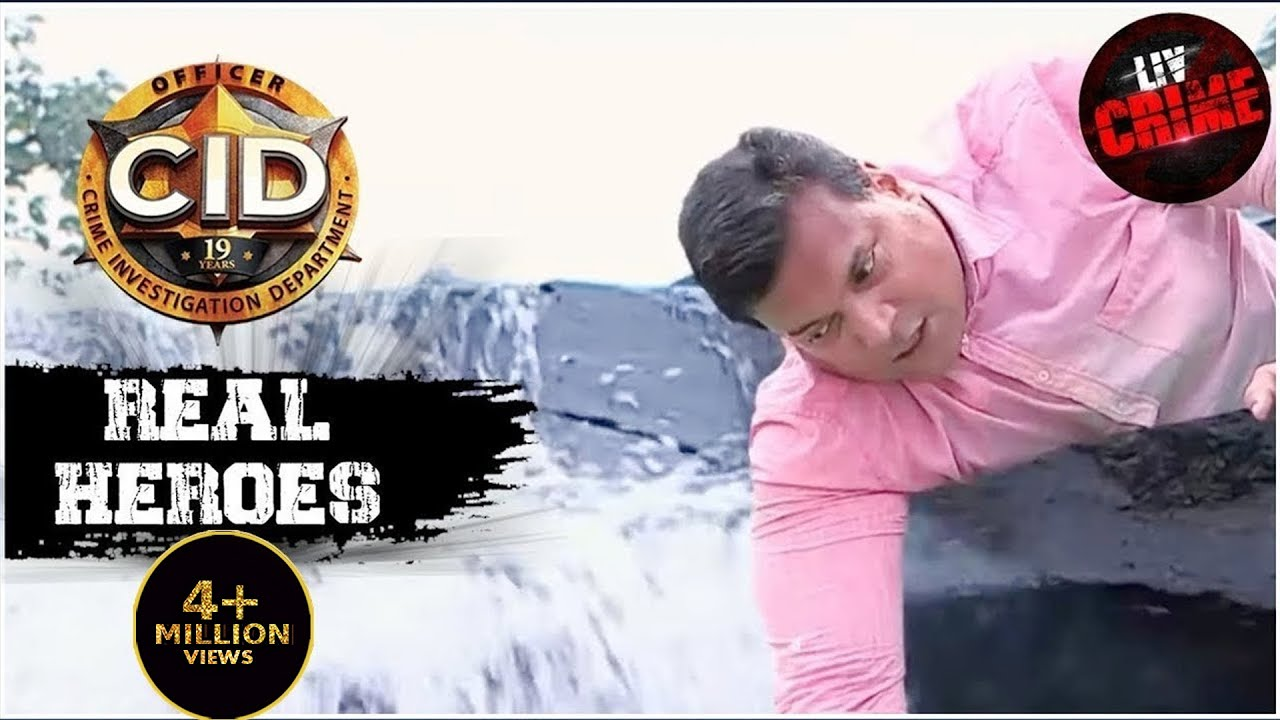 Download The Unpredictable Situation   सीआईडी   CID   Real Heroes