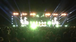 Die Toten Hosen feat. Marlene aus Österreich - Paradies (live in Mannheim am 07.09.13)