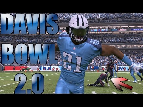 DAVIS BOWL 2.0!!! Playing as TD this Time!!! Madden 17 Career Mode Story FS and QB