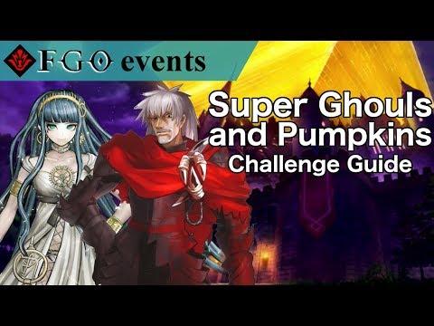 Super Ghouls 'n Pumpkins Challenge Guide | New Halloween 2018