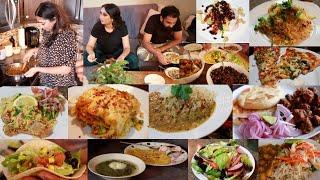What We Ate Last 2 Weeks For Dinner || Indian Mom Vlogger #Dailyvlog