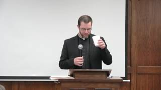 The Rev. Heath Curtis - Gottesdienst Conference - May 17, 2016