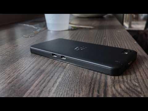 Blackberry Z10 Review - is It wroth It in 2017