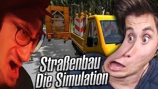 Das schlechteste Spiel der Welt² | Der Straßenbau Simulator